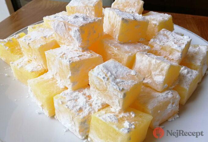 Recept Bombastické domácí bonbóny z pomerančové šťávy hotové za 15 minut pro Vaše děti na Vánoce