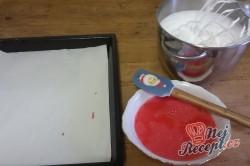 Příprava receptu Punčové řezy jako z cukrárny, krok 3