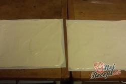 Příprava receptu Punčové řezy jako z cukrárny, krok 2