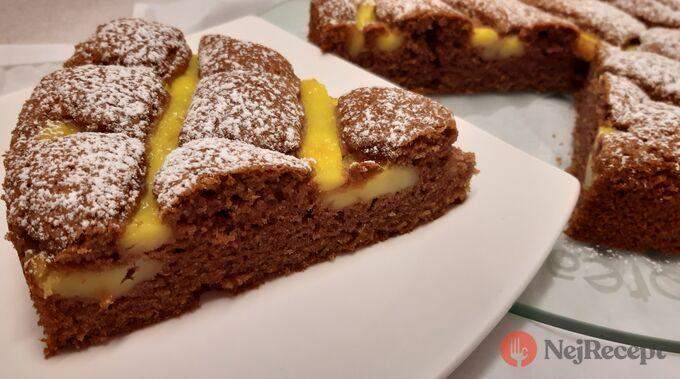 Recept Úžasný koláč - Obláček Koláček