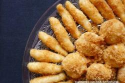 Příprava receptu Krupicové knedlíčky a válečky, krok 7