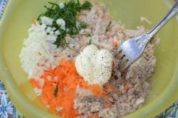 Příprava receptu Rybí předkrm - JEDNOHUBKY, krok 2