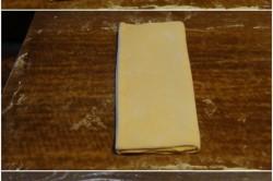 Základní recept na babiččino listové těsto, krok 2