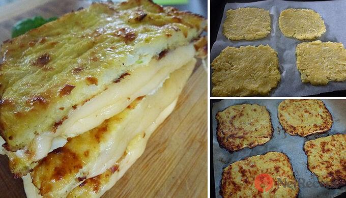 Recept Fantastický v troubě zapečený křupavý sýr bez smažení a klasického trojobalu