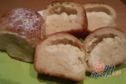 Příprava receptu Tvarohové buchtičky od babičky - fotopostup, krok 18
