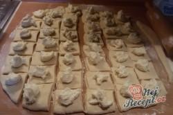 Příprava receptu Tvarohové buchtičky od babičky - fotopostup, krok 9