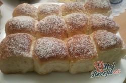 Příprava receptu Tvarohové buchtičky od babičky - fotopostup, krok 17