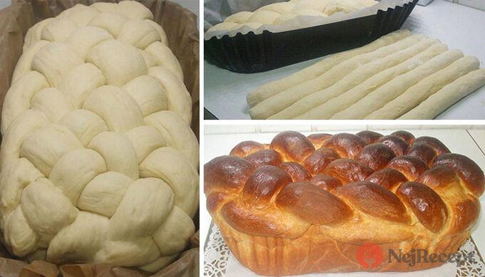 Recept Velikonoční koláč u nás nazývaný Pascha