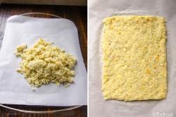Příprava receptu Květákové FITNESS tyčinky bez mouky, krok 5