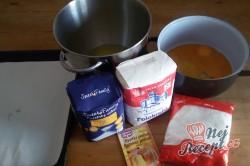Příprava receptu Kokosový krémový zákusek - fotopostup, krok 1