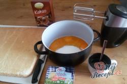 Příprava receptu Kokosový krémový zákusek - fotopostup, krok 6