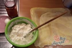 Příprava receptu Plněná sýrová roláda, krok 6