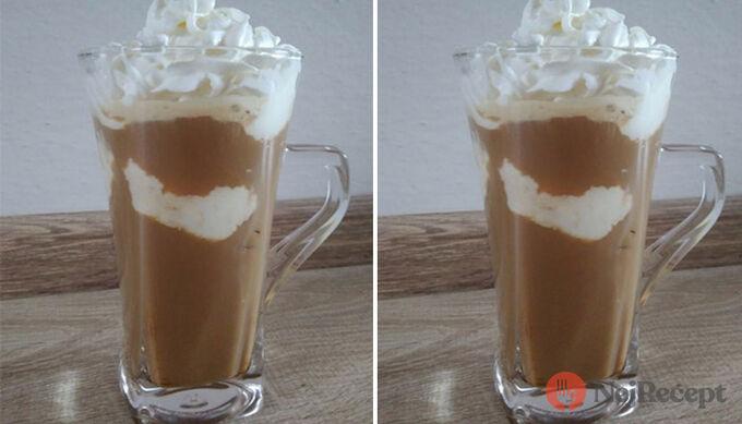 Recept Ledová káva Luxury