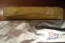 Příprava receptu Plněná sýrová roláda, krok 13