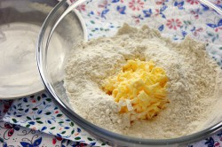 Příprava receptu Makovo tvarohový koláček - FOTOPOSTUP, krok 2