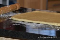 Příprava receptu Noční makové záviny (kynuté), krok 1