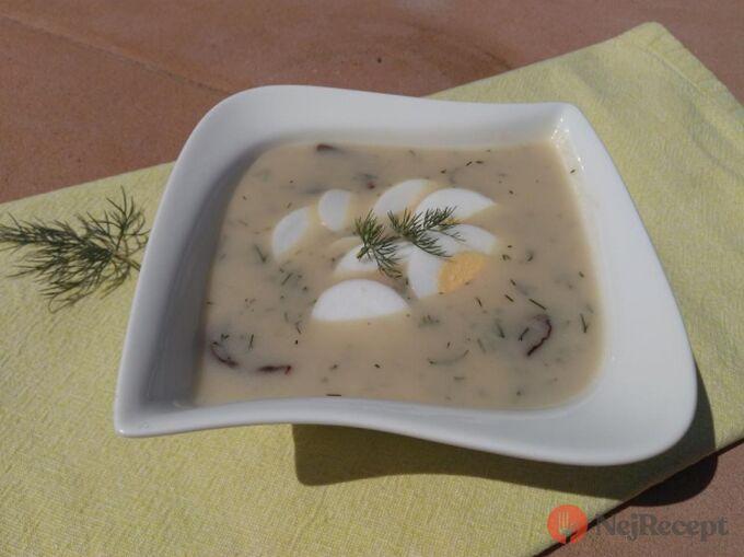 Recept Poctivá česká kulajda