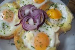 Příprava receptu Zapékané vajíčko v housce, krok 6