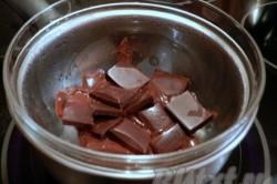 Príprava receptu Arašidové guľôčky v čokoláde hotové za 10 minút, krok 8