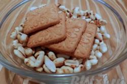 Príprava receptu Arašidové guľôčky v čokoláde hotové za 10 minút, krok 3