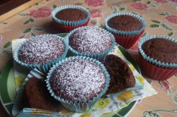 Příprava receptu Měkoučké muffinky jako pavučinka, krok 8