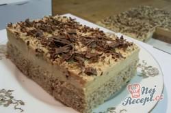 Příprava receptu Karamelově ořechové řezy, krok 11