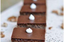 Příprava receptu Makovo-ořechový zákusek (bez mouky), krok 11