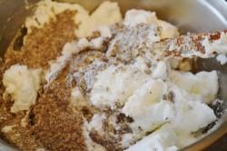 Příprava receptu Makovo-ořechový zákusek (bez mouky), krok 6