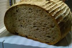 Příprava receptu Domácí voňavý a křupavý chlebíček, krok 1