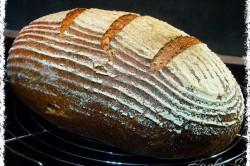 Příprava receptu Domácí voňavý a křupavý chlebíček, krok 2