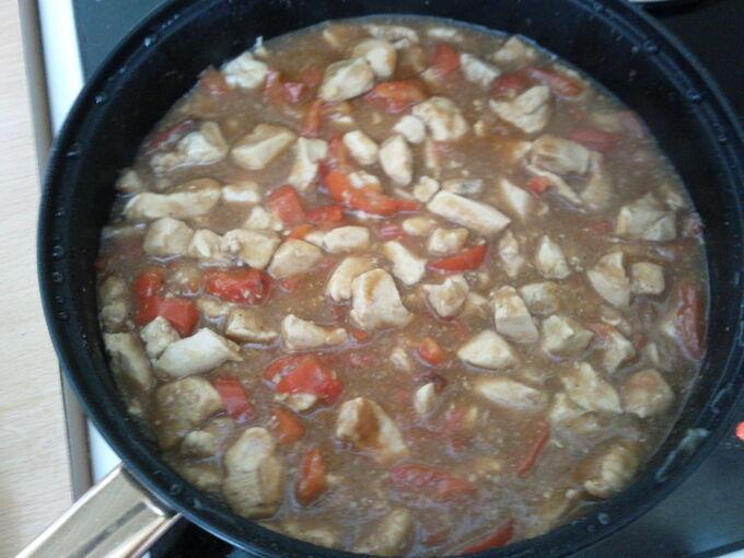 Recept Kuřecí flamendr