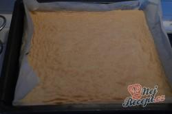 Příprava receptu Tvarohovo-šlehačkové řezy s piškoty, krok 1