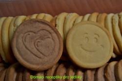 Příprava receptu Domácí máslové sušenky, krok 1