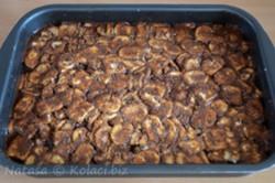 Příprava receptu Fantastické čokoládové řezy bez pečení, krok 5