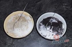 Příprava receptu Kynutý makový a ořechový závin, krok 11