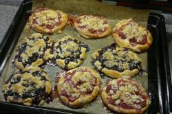 Příprava receptu Bezkonkurenční kynuté koláče, krok 2