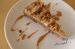 Příprava receptu Ořechovo-jablečný fit koláč, krok 1