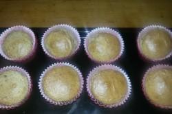 Příprava receptu Muffinky plněné vanilkovým krémem, krok 7