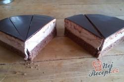 Příprava receptu Šlehačkový pařížsky dort - FOTOPOSTUP, krok 11