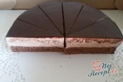 Příprava receptu Šlehačkový pařížsky dort - FOTOPOSTUP, krok 12