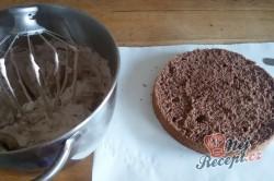 Příprava receptu Šlehačkový pařížsky dort - FOTOPOSTUP, krok 1