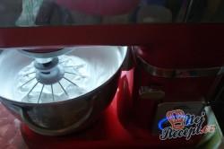 Příprava receptu Šlehačkový pařížsky dort - FOTOPOSTUP, krok 5