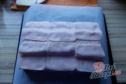 Příprava receptu Jak na slaný dort - fotopostup od fanouška, krok 10