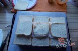 Příprava receptu Jak na slaný dort - fotopostup od fanouška, krok 9