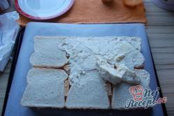 Příprava receptu Jak na slaný dort - fotopostup od fanouška, krok 4