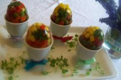 Příprava receptu Želatinová velikonoční vajíčka, krok 5