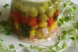 Příprava receptu Želatinová velikonoční vajíčka, krok 9