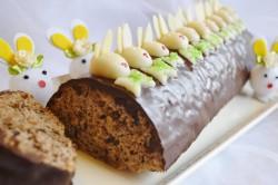 Příprava receptu Ořechově čokoládový srnčí hřbet ve velikonočním provedení, krok 3