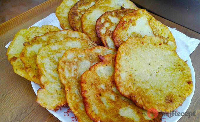 Recept Bramboráčky - klasika na talíři