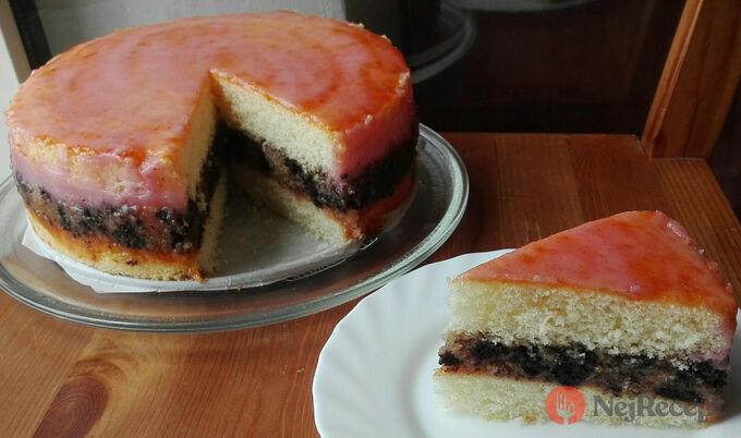Recept Narozeninový punčový dort